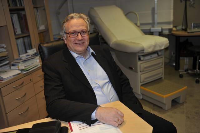Dr Dirk Devroey, huisarts in Overijse